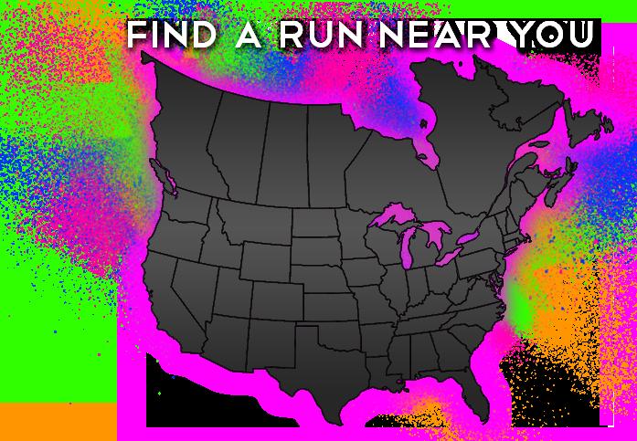 map neon